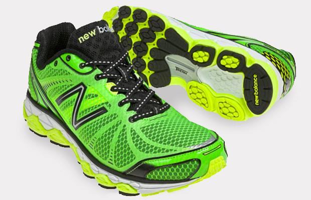 new balance top running shoes